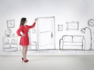 ING Direct - illustration prêt immobilier