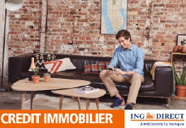 ING Direct - crédit immobilier